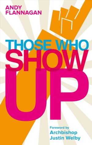 Those Who Show Up Cover