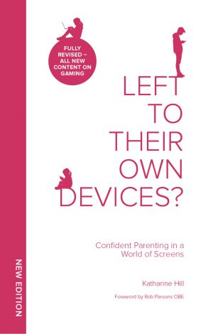 Left to Their Own Devices Cover
